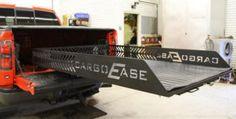 Truck Bed Slides, Truck Bed Cargo Slides, BedSlide, Gorilla Slide Out Cargo Platforms