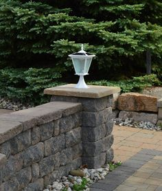 Premium Solar Pillar Light | Backyard Designs | Pinterest | Solar, Solar  Post Lights And Lights