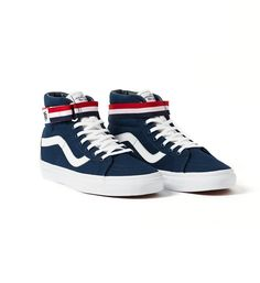 super popular 8b81f f8ce8 101s - DQM for Vans - Sk8-Hi Reissue LX
