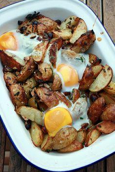 Pommes de terre nouvelles de Noirmoutier aux noisettes