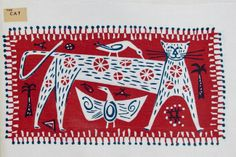 Anne Finsen, South African printmaker, via Skinny laMinx (Heather Moore) » Falcoln House Portfolio Cat