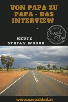 Im heutigen Interview spreche ich mit Stefan Weder vom Blog 6inaVan. Auch dieses schöne Bild ist von Ihm....was es damit auf sich hat, lest ihr am besten gleich am Blog... Interview, Blog, Dads, Around The Worlds, Country Roads, Casual, Daddy And Son, Father And Baby, Stay At Home