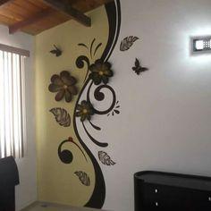 1 million+ Stunning Free Images to Use Anywhere Art Decor, Diy Home Decor, Decor Ideas, Paint Designs, Textured Walls, Diy Wall, Wall Design, Wall Murals, Wall Art