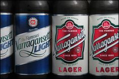 Providence, RI — Narragansett Brewing Company | 21 Awesome Northeast Breweries You Should Know About