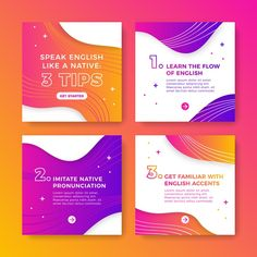 Discover thousands of free-copyright vectors on Freepik Layout Do Instagram, Tips Instagram, Instagram Banner, Instagram Frame, Instagram Post Template, Instagram Design, Free Instagram, Instagram Posts, Instagram Feed