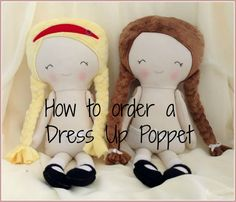 How to Order a Dress Up Poppet from Precious Little Poppets..... https://www.facebook.com/media/set/?set=a.919282154767699.1073741852.195744217121500&type=3