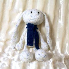 Make a Cute Amigurumi Bunny