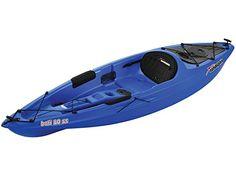 Amazon.com : Sun Dolphin Bali SS Sit-on top Kayak (Tangerine, 10-Feet) : Sports & Outdoors
