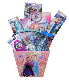 45 best best easter basket gifts ever images on pinterest best the disney frozen gift basket galore perfect for easter christmas birthdays get negle Image collections