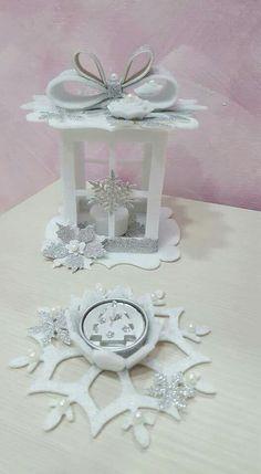 Christmas Snowman, Christmas Crafts, Xmas, Snowman Crafts, Felt Crafts, Decor Crafts, Diy Crafts, Christmas Villages, Felt Toys