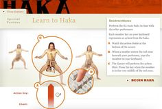 Learn the Haka here.