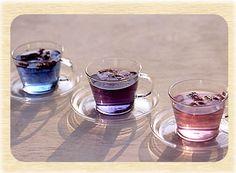 Blue mallow tea