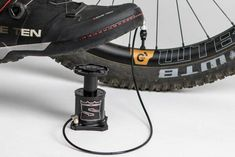 Interbike The Latest Gear From the Cycling World Best Picture For Mountain biking frases For Your Taste You … Mountain Bike Accessories, Mountain Bike Shoes, Cool Bike Accessories, Mountain Biking, Cycling Gear, Road Cycling, Cycling Equipment, Cycling Jerseys, Road Bike Women