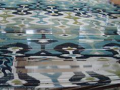 Bobbin Scissors Thread: Monday's Lesson: Pattern 101 Ikat