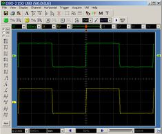 5751 / KT88 PP Tube Amp 1 kHz Square Wave Wave, Kit, Audio, Scale, Waves