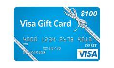 Get $100 Visa Gift Card!