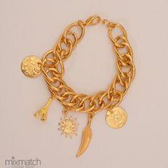 gold Fetters-b Chain Bracelets, Necklaces, Gold Necklace, Jewelry, Gold Pendant Necklace, Jewlery, Jewerly, Schmuck, Jewels