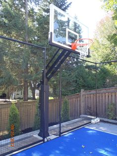 Play on top of the line basketball courts and multigame flooring with custom basketball hoop to give your organization a professional appearance at an affordable price. Outdoor Basketball Court, Basketball Goals, Basketball Leagues, Toronto, Photo Galleries, Gallery, Outdoor Decor, Sports, Magazines