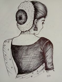 Pencil Drawing Images, Abstract Pencil Drawings, Girl Drawing Sketches, Girly Drawings, Dark Art Drawings, Art Drawings Sketches Simple, Unique Drawings, Art Drawings Beautiful, Drawings Of Friends