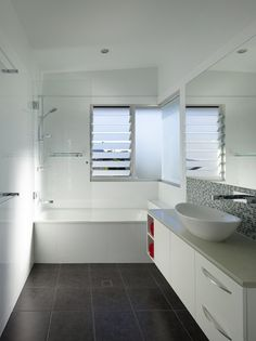 Love the sink and storage options.