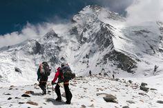 K2. Pakistan.