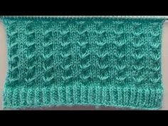 4 Rows Repeat Pattern For Gents/Ladies/Baby Sweater - YouTube Knitting Designs, Knitting Patterns, Gents Sweater, Cross Stitch Art, Chrochet, Baby Sweaters, Repeating Patterns, Stitch Patterns, Free Pattern