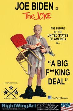 Joe Biden IS the Joke