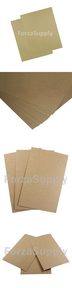 "250 Chipboard 12x12 Cardboard Scrapbook Scrapbooking Sheets .022 12/""x12/"""
