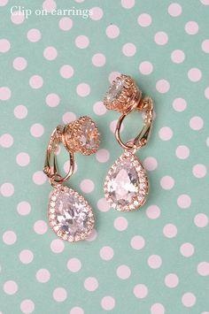 Wedding Jewelry Bridesmaid Gift Bridesmaid by thefabbridaljewelry