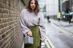 London Fashion Week, Day 1 via @WhoWhatWear
