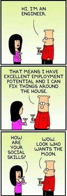 Dilbert dating