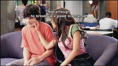 Sarah pinches Ethan cheek My Babysitter's A Vampire, Vanessa Morgan, Babysitters, Disney Channel