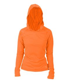 Another great find on #zulily! Soffe Orange Seasonless Hoodie by Soffe #zulilyfinds