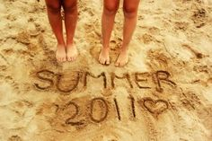 summer toes...Myrtle Beach idea!!!