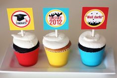 FREE Graduation 2012 Party Printables from Sarah Hope Designs