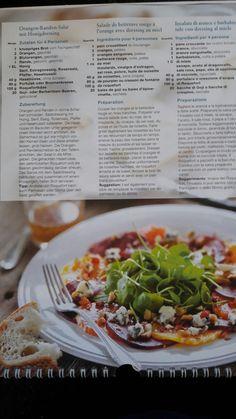 Orangen-Randen-Salat