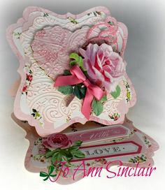 With Love by Sinclair - Cards and Paper Crafts at Splitcoaststampers