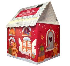 livia coloji for marks & spencer decorate your own gingerbread men
