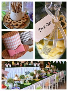 Alice In Wonderland Un Birthday Tea Party via Kara's Party Ideas KarasPartyIdeas.com The Place for ALL THINGS PARTY! #aliceinwonderland #aliceinwonderlandparty #aliceinwonderlandpartyideas #unbirthdayparty #aliceinwonderlandteaparty (2)
