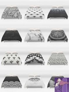 Duvet Covers ZenDom Duvet Covers ZenDom Angelina Salerno YamikoYuki sims 4 cc Black 038 White Duvet Covers is home nbsp hellip bedding ideas White Duvet Covers, Bed Covers, Black Duvet Cover, Los Sims 4 Mods, Sims 4 Beds, Sims 4 Cc Furniture, Bedroom Furniture, Cat Furniture, Apartment Furniture