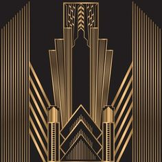 Enjoy these Art Deco Images for free