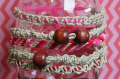 Learn how to make hemp macrame friendship bracelets for you and your besties. This and 100s of jewelry and craft tutorials on DIY Projects.com