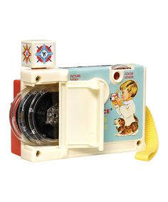 My kids love this toy! Picture Disk Camera on #zulily! #zulilyfinds