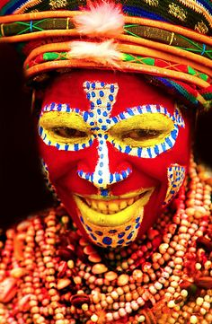 Colorful Warrior