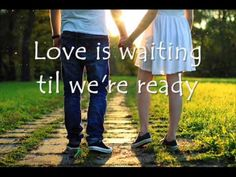 love is waiting by brooke fraser. a girl walked down the aisle to this song!
