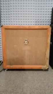 Orange 4x12 ca. 1972 mit Original G12H30 Greenbacks in Nordrhein-Westfalen - Sankt Augustin | Musikinstrumente und Zubehör gebraucht kaufen | eBay Kleinanzeigen