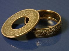 COIN+RING+JEWELRY++++++++British+India+One+Pice+by+TheCoinSmith,+$34.98