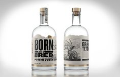 Born & Bred Lyon Visuals (3D Modeling & 3D Rendering) Design: (UTA Brand Studio / Nick Agin)