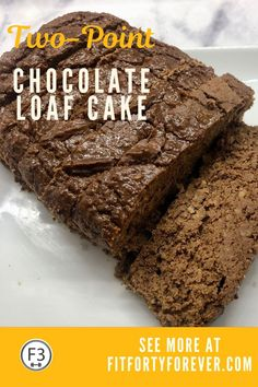 You searched for chocolate loaf - Fit Forty Forever Low Sugar Recipes, No Sugar Foods, Ww Recipes, Light Recipes, Snack Recipes, Chocolate Loaf Cake, Chocolate Chips, Low Calorie Desserts, Weight Watchers Desserts