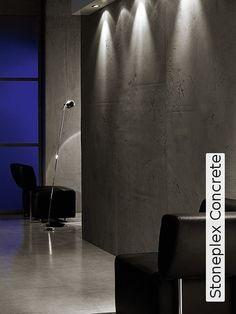 Stoneplex Concrete ist eine Betonreproduktion